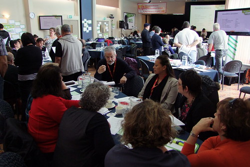 Rural and adult education workshop by Tertiary Education Union (NZTEU), on Flickr