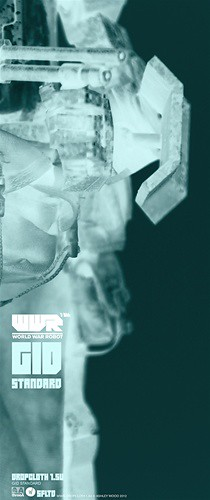 threeA - WWR 系列 Dropcloth 1.5U