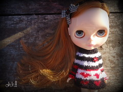 Joaquina (blythe primadolly adorable aubrey)