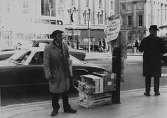Tor728, Grey Street, Newcastle upon Tyne (Newcastle Libraries) Tags: england people newcastle 60s suburban north social tyne historic wear east 70s 1960s 1970s seventies sixties laszlo torday surburbs