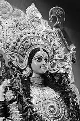 Maa Kali...The Goddess of Time and Change. (♥Saibal~M♥) Tags: ma god kali maa saibal kalika kaali mahakaal maakali saibalm bengaligoddess