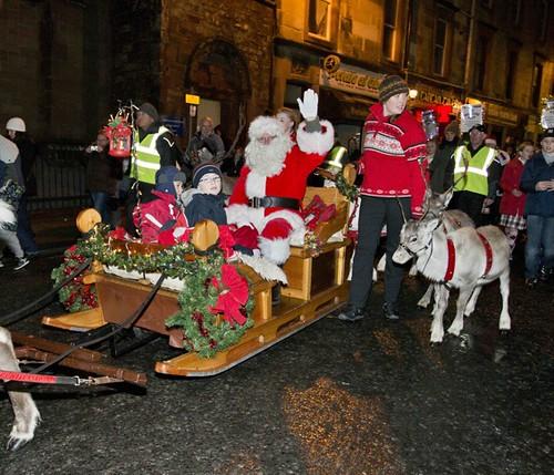 OWF Santa parade