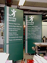 Exterior Wayfinding Directory Monument Signs