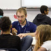 EMU grad, Steven Rittenhouse, teaches at a local school
