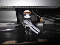"Halo 4 ""SCANNER"" helmet (Aceman893) Tags: lego 4 halo halo4 legohalo legohalo4scannerhelmet"
