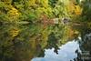 High Park, Toronto (roamingmemoirs) Tags: lake toronto highpark fallcolors waterreflection