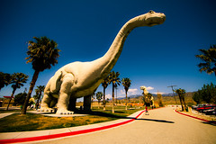 Nothing Left to Say (Thomas Hawk) Tags: california usa unitedstates desert dinosaur 10 unitedstatesofamerica palmsprings fav20 fav30 cabazon riversidecounty fav10 fav25 superfave cabazondinosaurmuseum