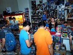 photos from 6th Christmas Toyfair and 1st Philippine Diecast and custom car show