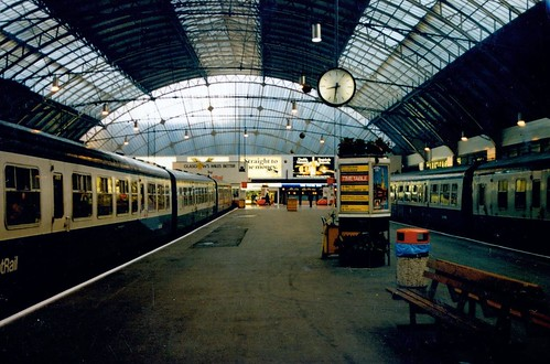 Queen St Station 1990s