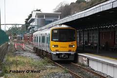 Cobh (finnyus) Tags: ireland irish train silver diesel rail railway trains eastcork railcar commuter railways irishrail 2012 2800 dmu 2818 2817 multipleunit 2car iarnrdireann 2800class tokyucar finbarroneill tokyucarcorporation i2800class ie2800class irishrailwaynetwork finnyus