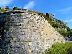 Givet: le fort de Rome (Ranulf 1214) Tags: france history ardennes histoire artillery demi neige pascal bourke lunes 08 meuse fortresses vauban caserne bastions artillerie givet forteresses gaulain