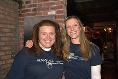 Beth Fahey and Beth Gormley (Penn State World Campus) Tags: pennstateworldcampus pennstatebasketball