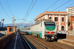 Trenitalia E402 114 (Maurizio Boi) Tags: railroad italy train rail railway locomotive treno intercity trenitalia ferrovia locomotiva e402b