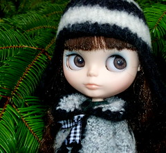 Blythe A Day ~Dec 12~ Tree