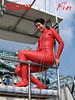 Act4_10B (mixnuts club) Tags: fetish gun scuba bondage rubber spy diver wetsuit wetsuits frogwoman