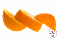 Orange (Cristian Sabau) Tags: orange color fruit cutout studio photography juicy nikon flickr sweet cut sigma fresh whitebackground exotic vitamin studiolights d5100 ïsolatedonwhite