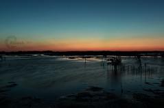 Cold sunset (Ateyah J. Hujaili) Tags: sunset cold photoshop canon photo photographer slow saudi arabia shutter lightroom غروب yanbu 600d عطية بارد كانون ينبع الحجيلي alhujaili ateyah