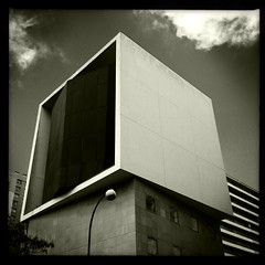 PARIS (GREEDO73) Tags: bw paris france square noir nb blanc carr iphone4 hipstamatic
