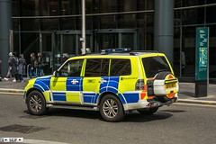 Mitsubishi Shogun Glasgow 2016 (seifracing) Tags: mitsubishi shogun glasgow 2016 armed response vehicle police scotland seifracing spotting scottish cars vehicles van voiture security ecosse emergency europe polizei polizia policia polis policie politie britain british