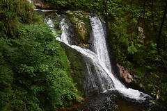 Waterfall in the black forest (Lala89_Photos) Tags: wasserfall waterfall wasser water fluss river bach stream nature natur schwarzwald blackforest