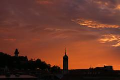 160811_SunriseGraz_049 (Rainer Spath) Tags: österreich austria autriche steiermark styria graz sonnenaufgang sunrise wolken clouds himmel sky