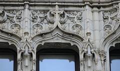 Details (pjpink) Tags: ornate carved windows architecture manhattan nyc newyork newyorkcity ny june 2016 summer pjpink