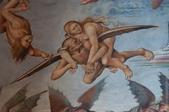 18072016-DSC_0107.jpg (degeronimovincenzo) Tags: orvieto cappelladellamadonnadisanbrizio italy duomo giudiziouniversale umbria lucasignorelli beatoagelico italia it diavolo