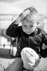 Slick guy (heidasveins) Tags: rockandroll leatherjacket badass hardcore myson outside model poser promodel futuremodel jeans grease rock blackandwhite bnw babyboy likefatherlikeson