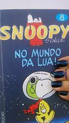Blue Ya! (China Glaze) (Raabh Aquino) Tags: unhas esmalte livro quadrinhos comic books nails nailpolish azul blue