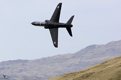Learner (Andy Tee) Tags: raf royal air force hawk t1 t2 mach loop mountains hills picturesque