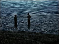 Summer night (Anders Hjertn) Tags: lakevnern vnern