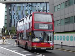 19 August 2016 Croydon (4) (togetherthroughlife) Tags: 2016 august croydon surrey bus pvl372 64 metrobus pj53nkh
