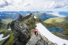 (Johan Kistrand) Tags: molladalen norway norge jnshornet hiking mountains alps sunnmre sunnmrsalpane sulafjorden steep nature outdoor peaks