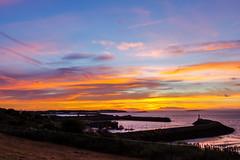 EVER8128 (Steve Everitt) Tags: barry barryisland barrybados sunrise sun red sky pentax k3 da1650