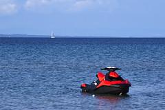 Sammut_20160507_1269 (danielsammut74) Tags: transportandtravel water sailingboat sailboat landscape sea ioniansea sky clouds zakynthos greece grc