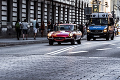 Fast and furious (maciej_urbanowicz) Tags: car furious warsaw poland artistic photography city road route street streetphotography streetphoto