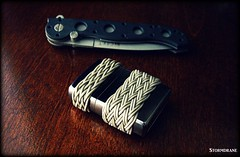 gaucho'd zippo 1 (Stormdrane) Tags: stormdrane gaucho knot 7lead6bight interweave 14mm nylon braided string line zippo streetchrome lighter flame torch fire naptha fuelbeprepared smoke crktm16 pocketknife edc everydaycarry steel hiking camping backpacking fishing boating sailing scouting military survival zombie apocalypse decorative useful gift share sell sale new