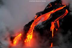 IMG_2521 copy (Aaron Lynton) Tags: lava lfow flow lyntonproductions canon 7d hawaii big island 61g sigma nature pele volcano land earth creation epic awe amazing