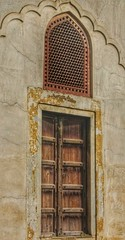 Ancient Door (Shreya's Labyrinth) Tags: architecture door redfort india delhi travel