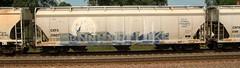 09-10-11 (77) (This Guy...) Tags: graf graff graffiti train car traincar rail road railroad rr box boxcar 2011 ironaxe iron axe fluke theres a full moon tonight again