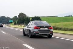 BMW M3 F80 (aguswiss1) Tags: bmwm3f80 bmw f80 m3 supercar fastcar sportscar highway autobahn