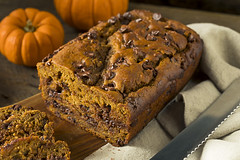 Homemade Chocolate Chip Pumpkin Bread (brent.hofacker) Tags: autumn bake baked bakery bread breakfast brown cake chip chocolate chocolatechippumpkinbread chocolatepumpkinbread coffee cooking delicious dessert dish fall fancy festive fiber food gastronomy healthy homemade loaf meal nutrition organic pastry pumpkin pumpkinbread rustic seeded slice slices sweet tasty thanksgiving traditional treat vegetable wheat wholesome