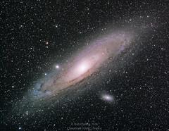 M31 2016-09-08 @ Normandy (Rob Ebeling) Tags: m31 andromeda galaxy nikon d600 dslr astrophotography
