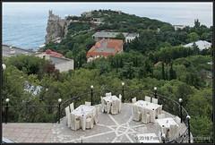 2010-07-09 Yalta - Swallow's Nest - 5 (Topaas) Tags: ukraine crimea yalta jalta  dekrim oekrane sonyalpha550 sonya550 sonydslra550