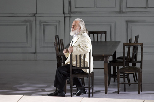 Sir John Tomlinson as King Marke in Tristan and Isolde © Bill Cooper / ROH 2009