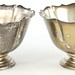 "2003. Pair of ""Irish"" Sterling Silver Bowls"