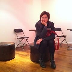 Waiting with @wordridden