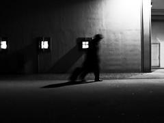 I I I [Explored] (180Pixel) Tags: bielefeld x10 schwarzweis nachtssindwirallegleich