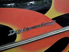 1952 DeSoto SP23 Diplomat Custom sedan (sv1ambo) Tags: sedan custom desoto 1952 diplomat sp23