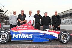 Rahal Letterman Lanigan Racing Press Conference (Graham Rahal) Tags: racing graham letterman rahal lanigan